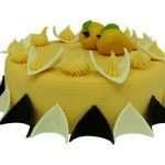 Mango inspiration cake