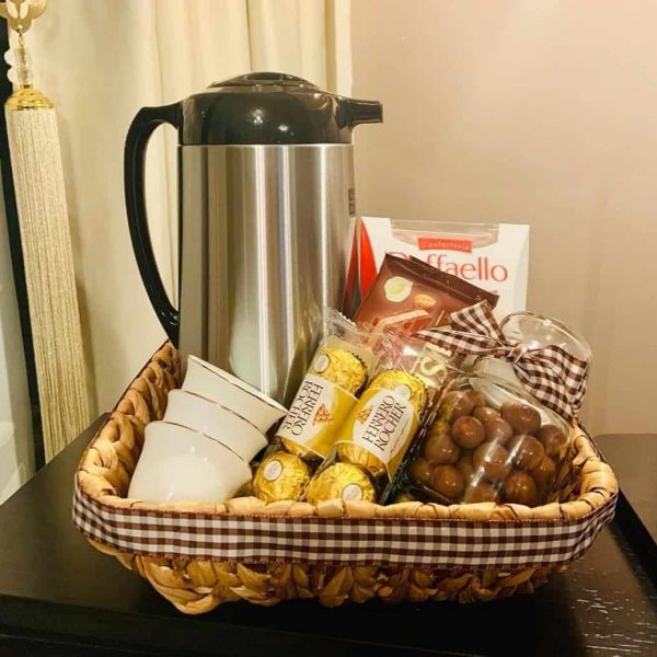 Saudi Coffee Basket