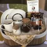 Turkish Coffee Basket