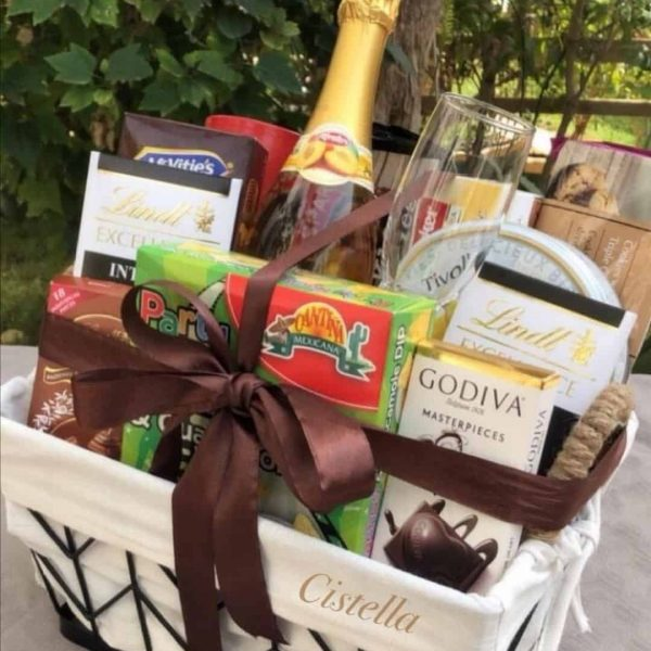 VIP Treats Basket