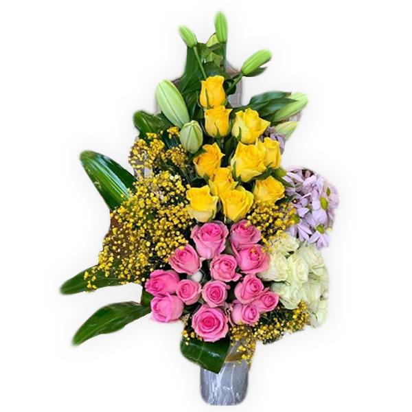 3 Dozen Mixed flowers